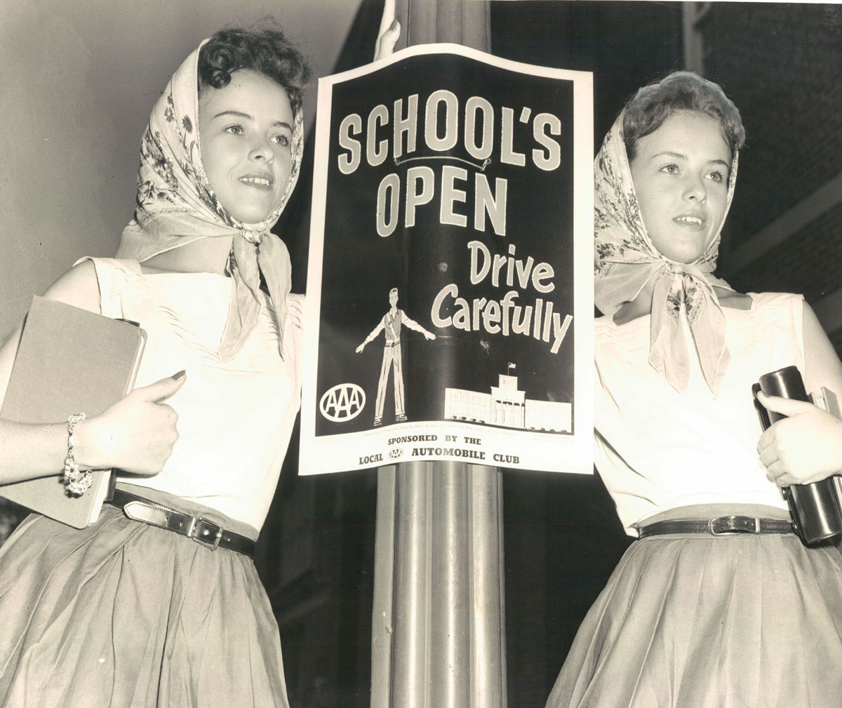 From the Vault: Back to School in Baltimore
