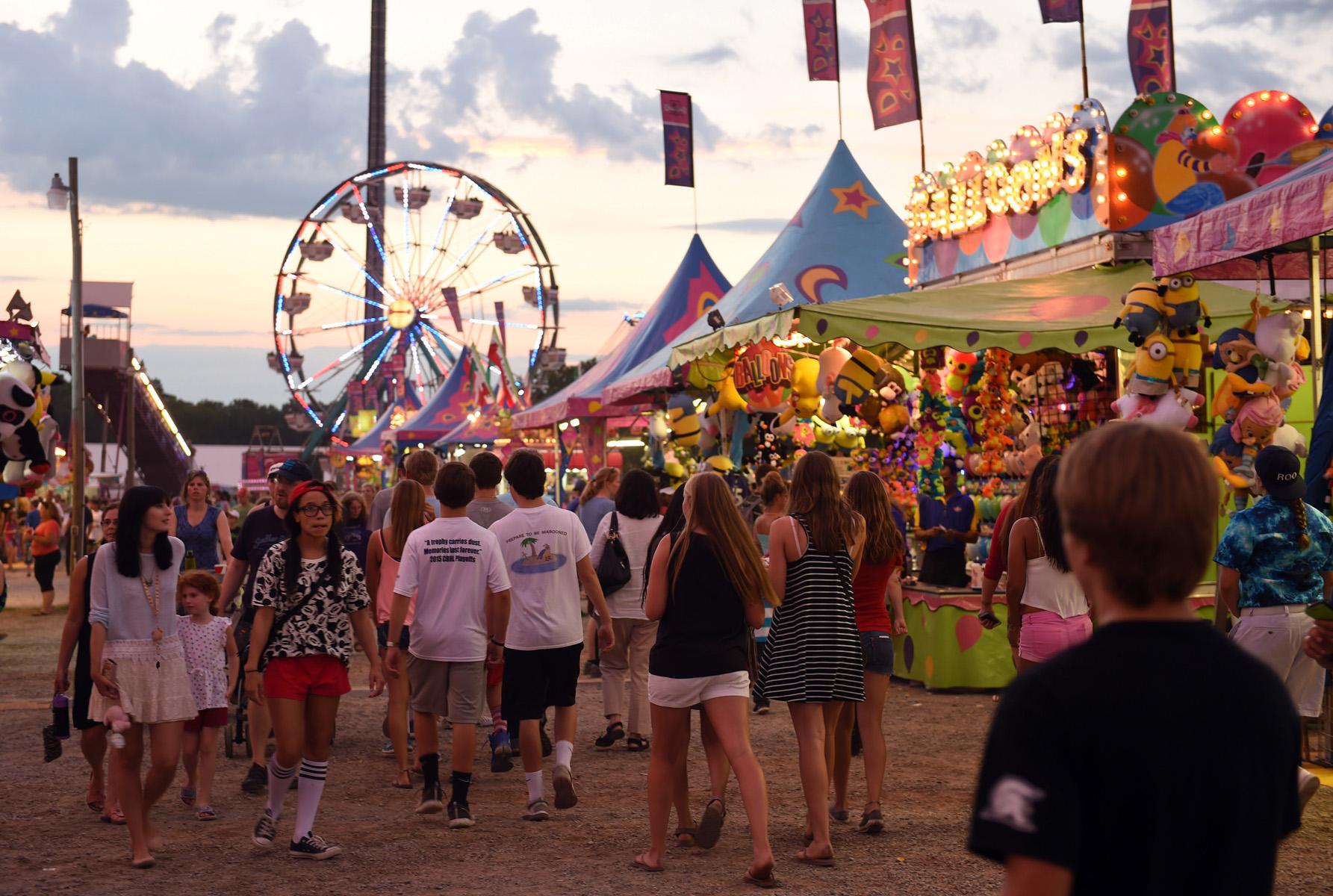 Best photos from the county fair season