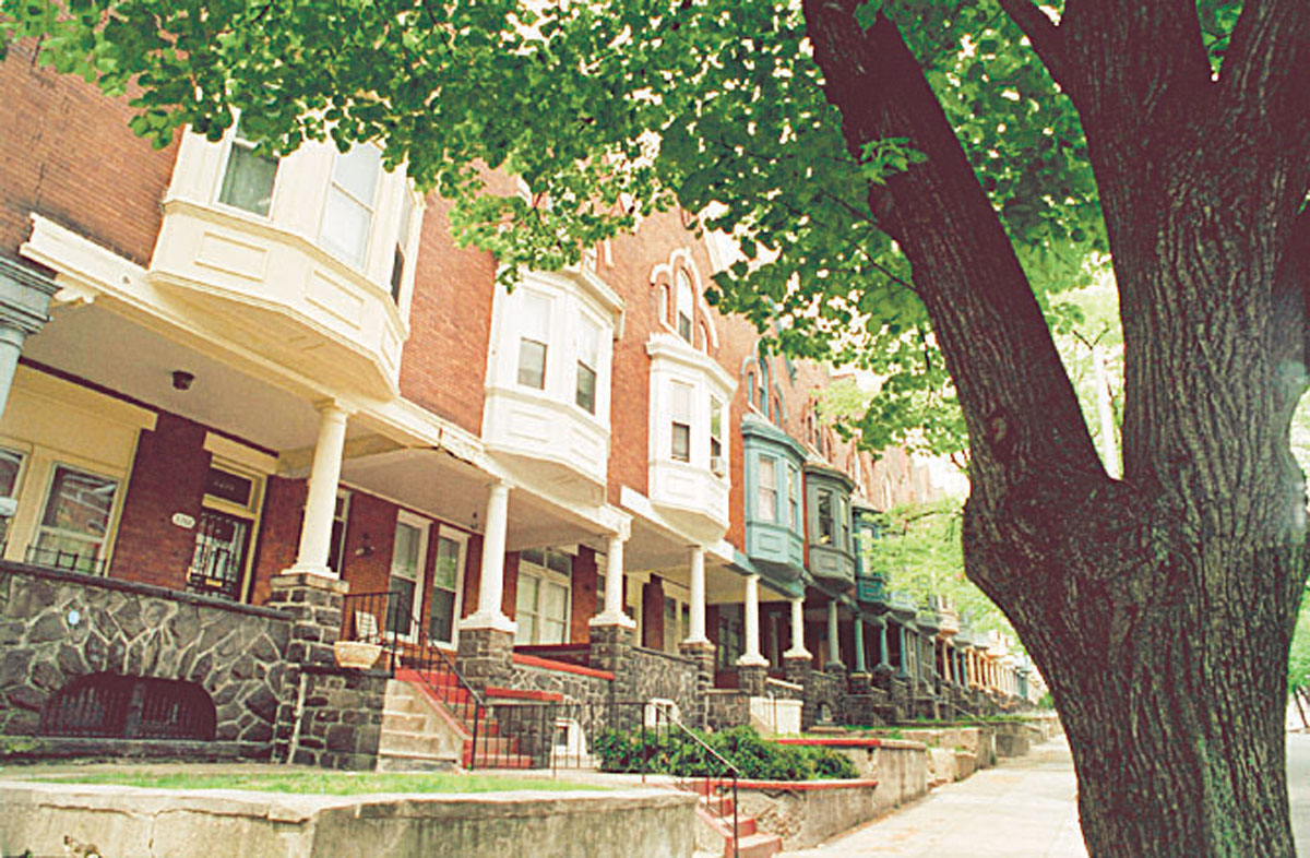 Reservoir Hill: Exploring Baltimore's Neighborhoods