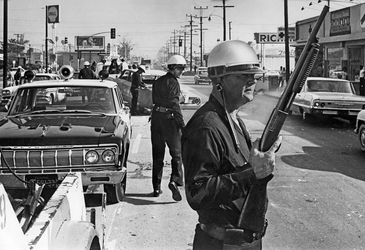 watts riot Fifty years ago this week, race riots broke out in watts, a los angeles neighborhood renee montagne talks to author walter mosley about his memories of that time.