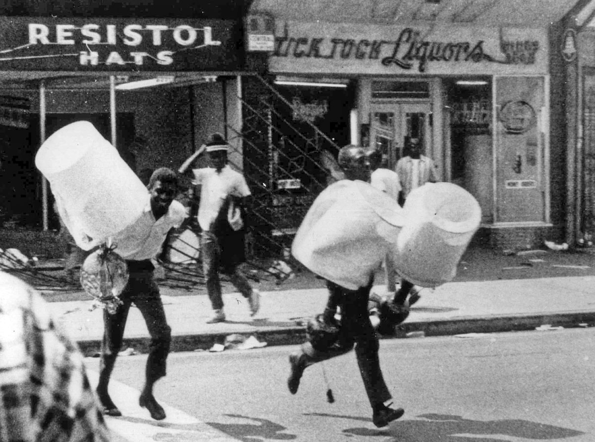 watts riot It is august 17 1965 and, we just went through the worst week of our lives things are finally starting to calm down as we are going into town to see what is left.