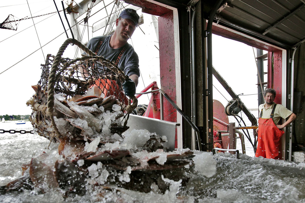 Fishing in New Bedford: 3 centuries and still going strong