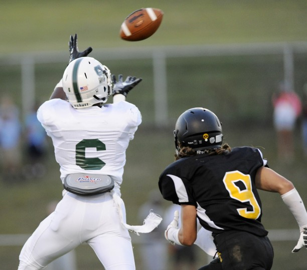 The South Carroll Cavaliers take on South Hagerstown Friday, Sept. 18 at South Carroll High School in Winfield. (Dave Munch/Carroll County Times)