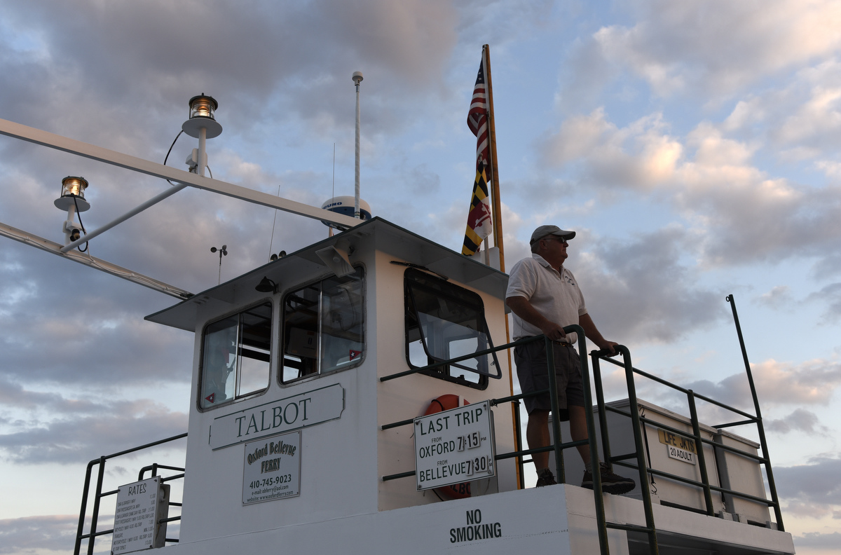 An Eastern Shore ferry tale story