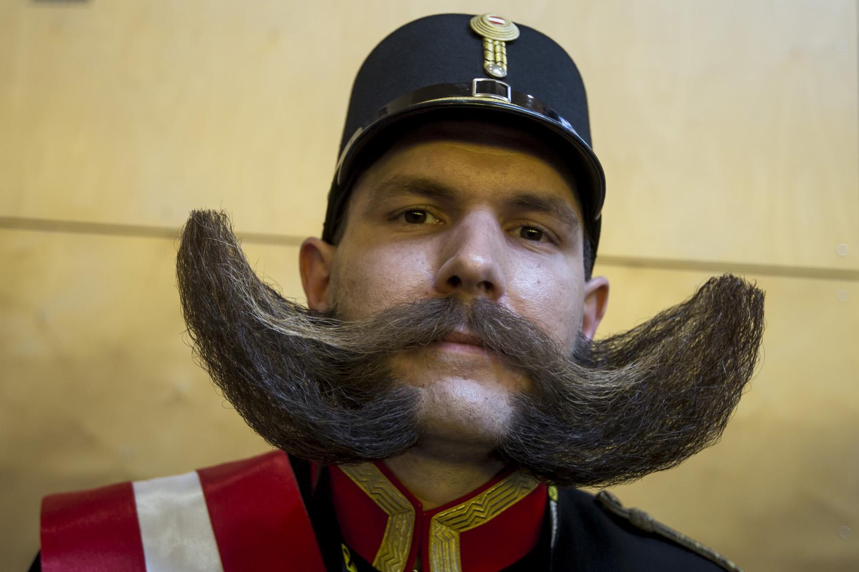 Mobius mustache