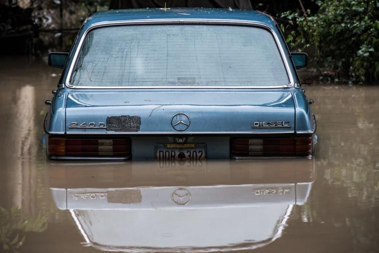 Flooding for Mercedes benz columbia south carolina