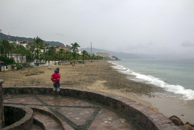 MEXICO-WEATHER-HURRICANE-PATRICIA