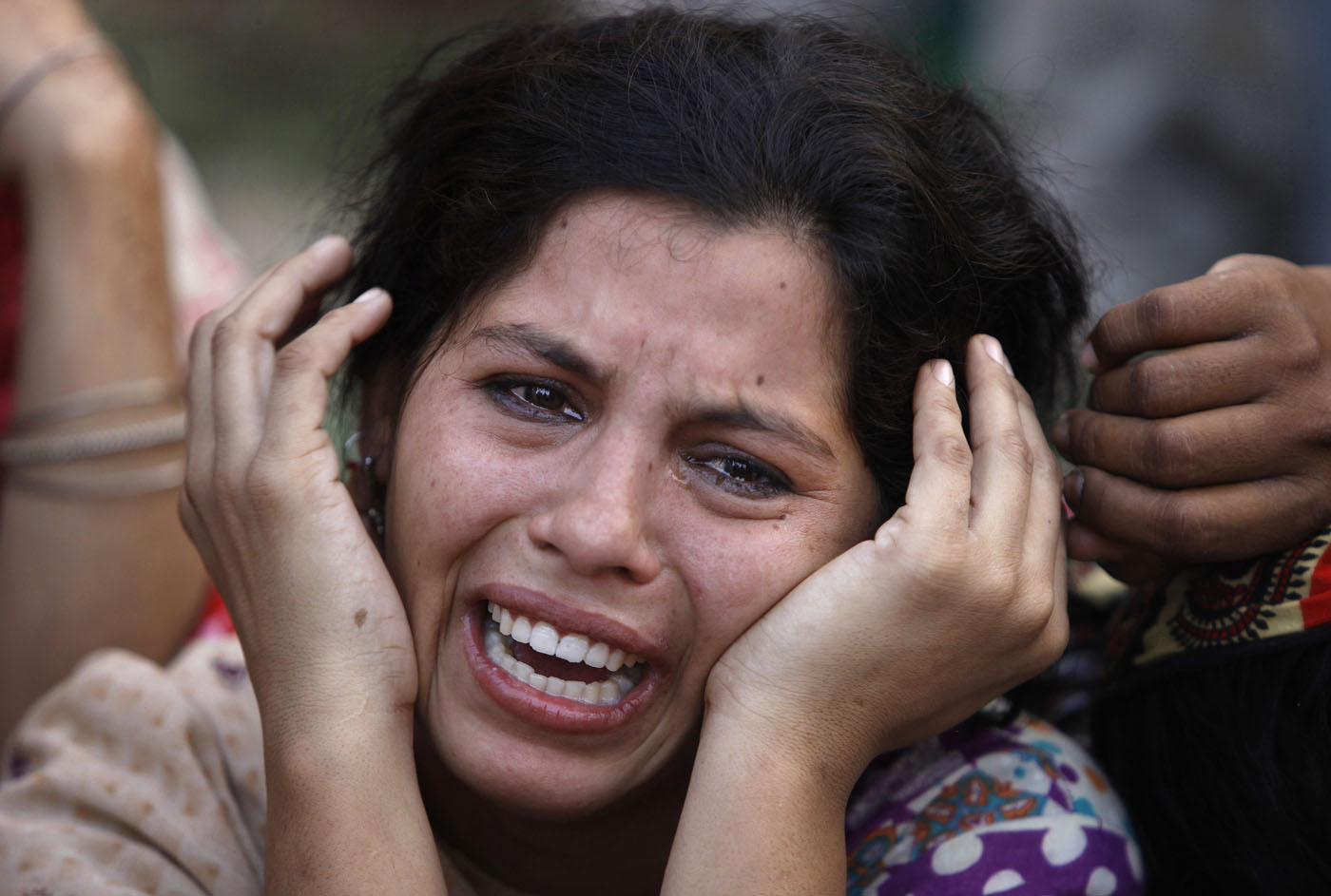 Independence rally in Barcelona, landslide in Pakistan, Malaysia Airlines Flight 17 | Oct. 13