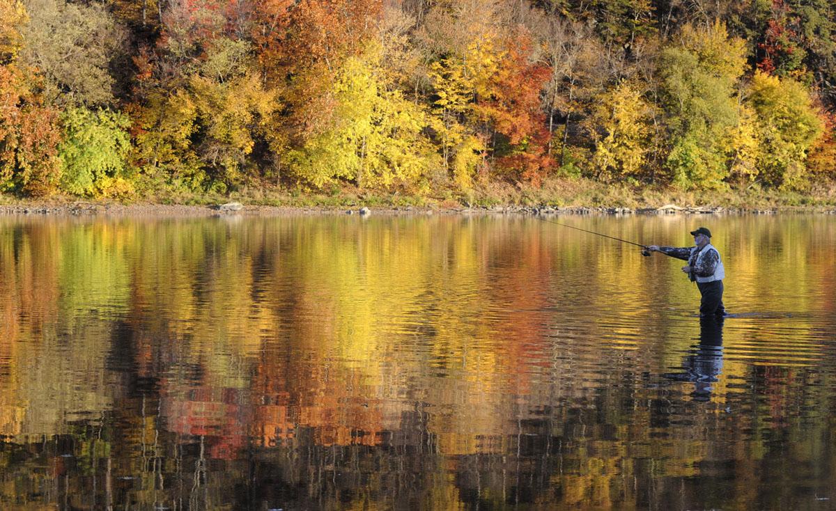 Ap aptopix pennsylvania daily life for Fishing creek pa