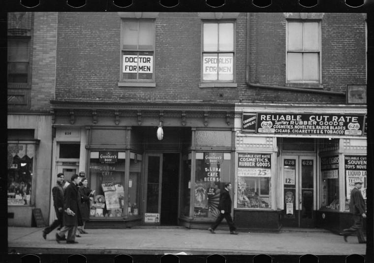Photo by Arthur Rothstein, April 1939