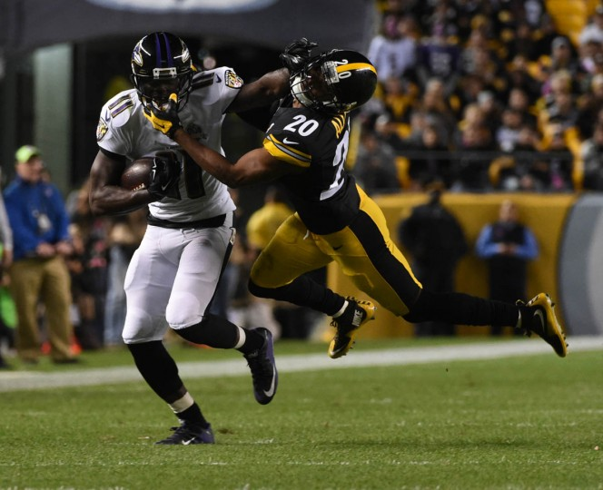 Ravens vs. Steelers