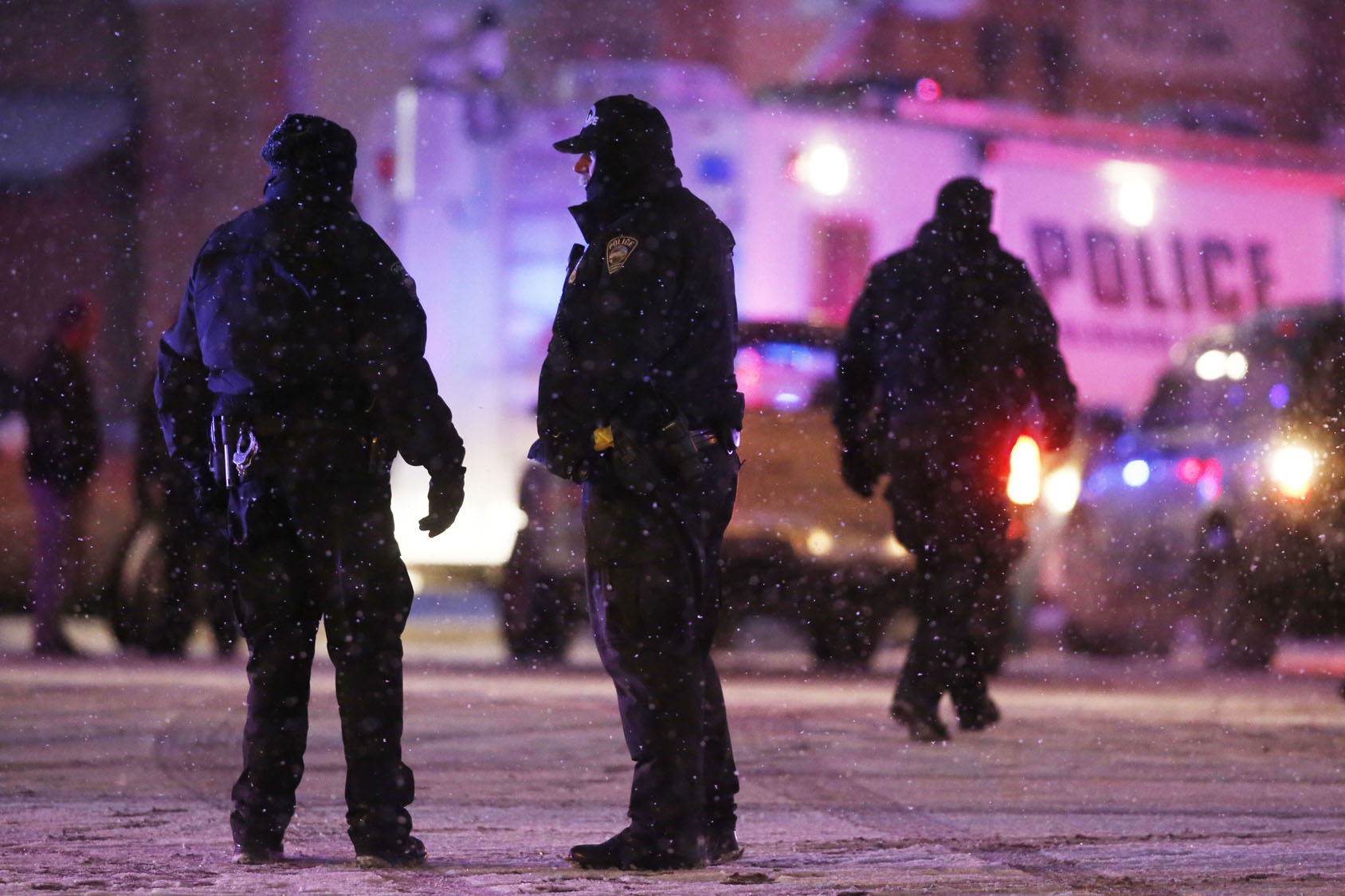 Aftermath of Colorado's Planned Parenthood shooting