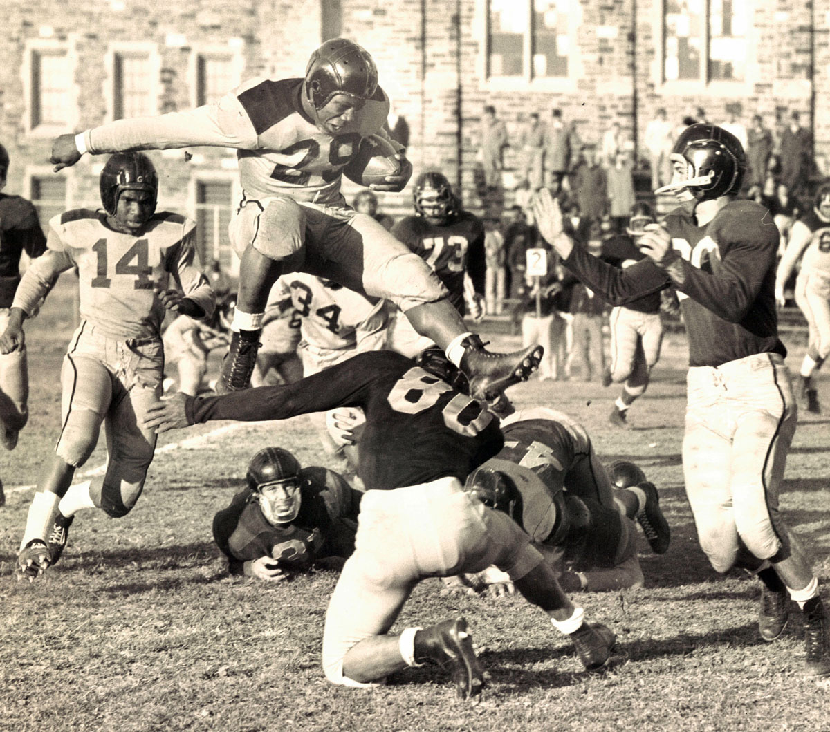 From the vault: Baltimore-area high school football