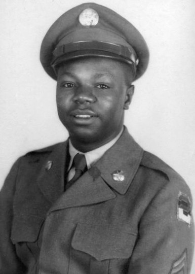 Sgt. Neopolis Wigfall of Fruitland, Md. A Company, 2ND Battalion, 7TH Cavalry, 1ST CAV Division. Killed in action November 17, 1965 during the Battle of Ia Drang Valley.