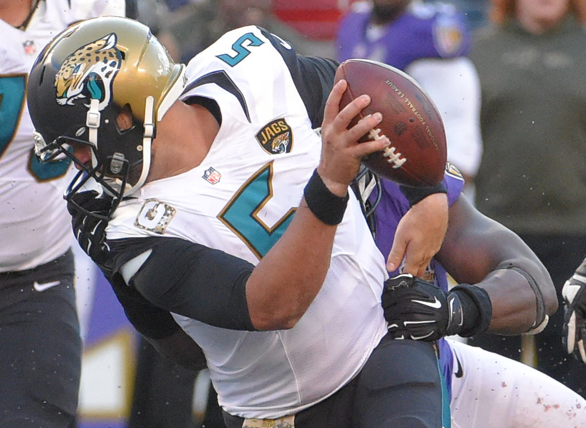 Rough Cut: Jaguars 22, Ravens 20