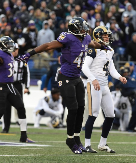 Rough Cut - Ravens 16, Rams 13