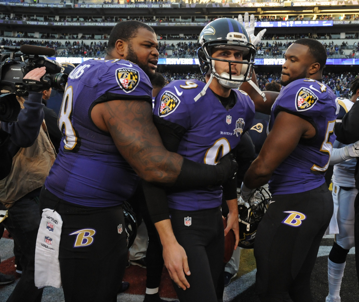 Rough Cut: Ravens 16, Rams 13