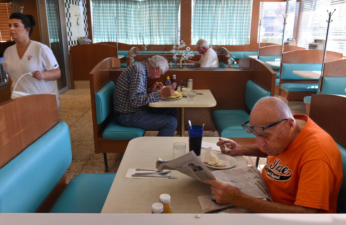 Bel Loc Diner Towson