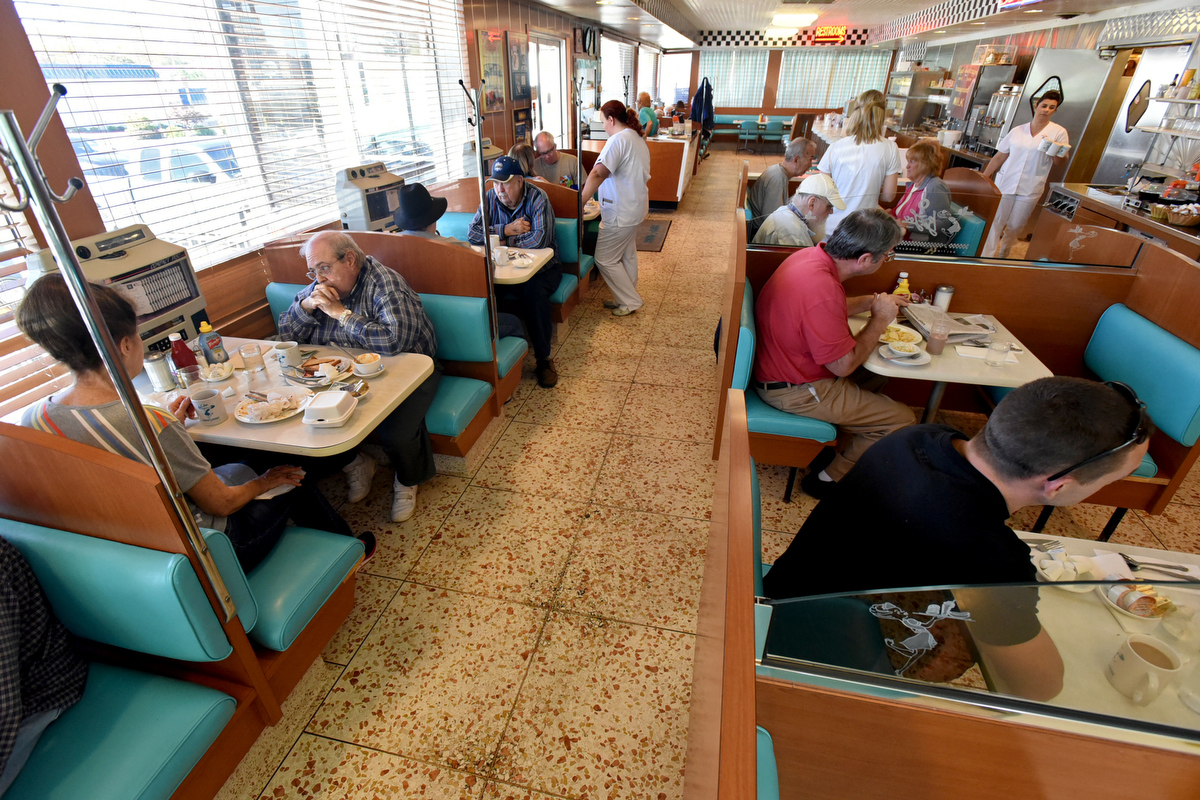 Bel-Loc Diner - 10 Photos - Diners - Parkville, MD - Reviews - Yelp