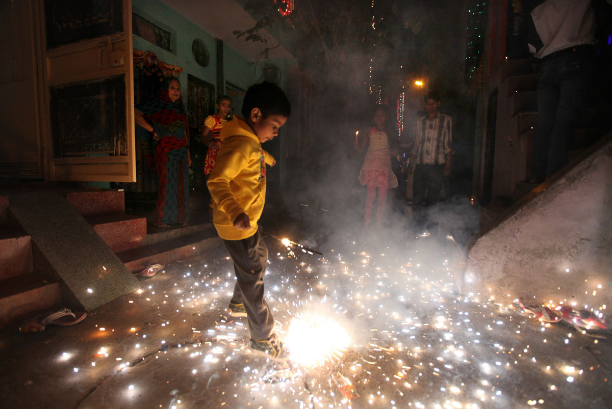 Celebrating Diwali in India, Pakistan and beyond
