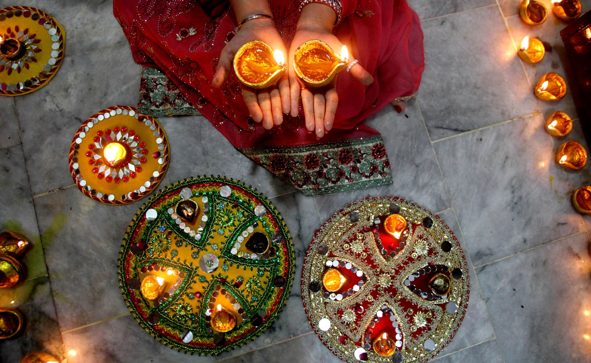 Celebrating Diwali in India, Pakistan and beyond