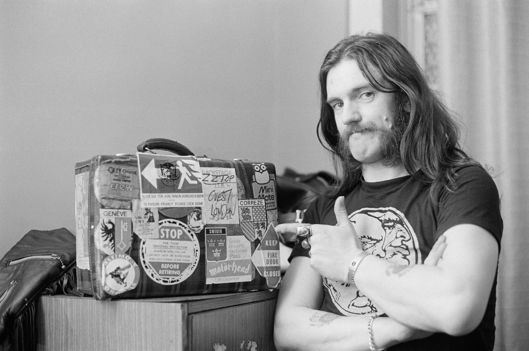 Remembering Lemmy Kilmister