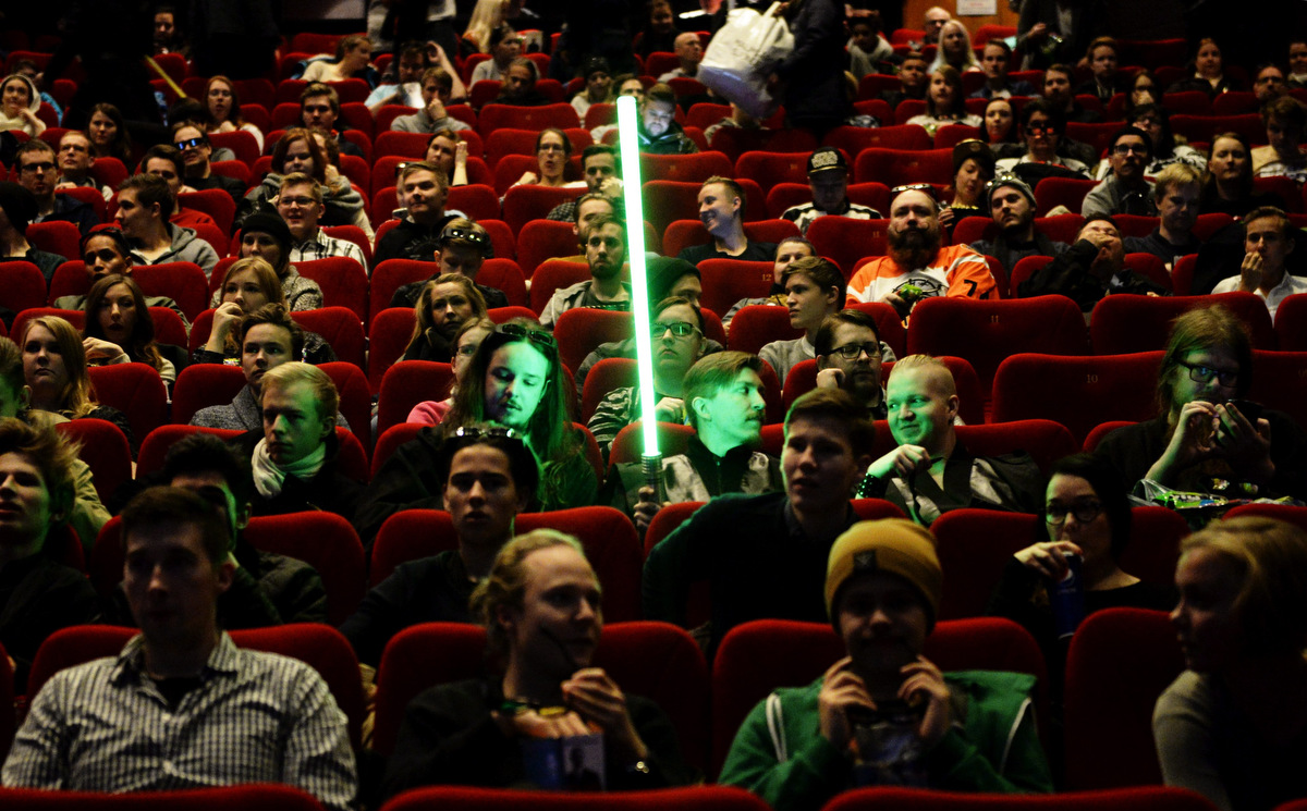 Star Wars: The Fans Awaken