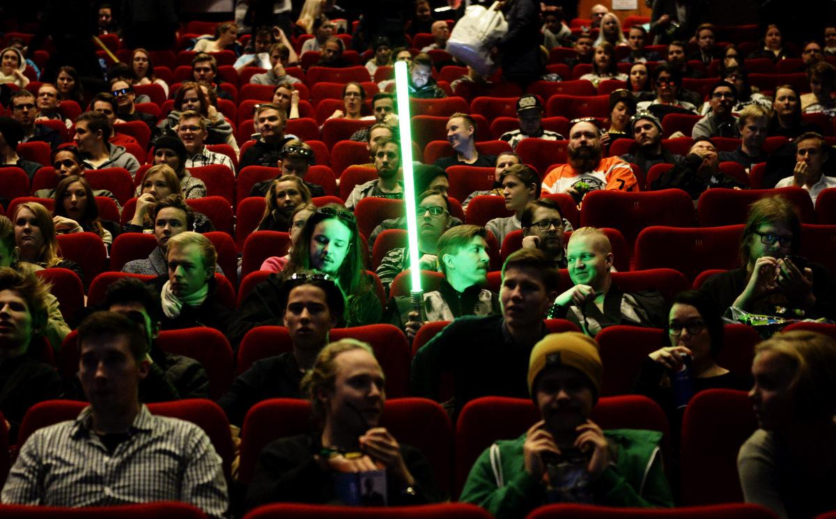 Star Wars: The Fans Awaken