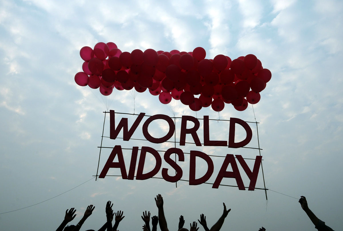 Global World AIDS Day celebrations