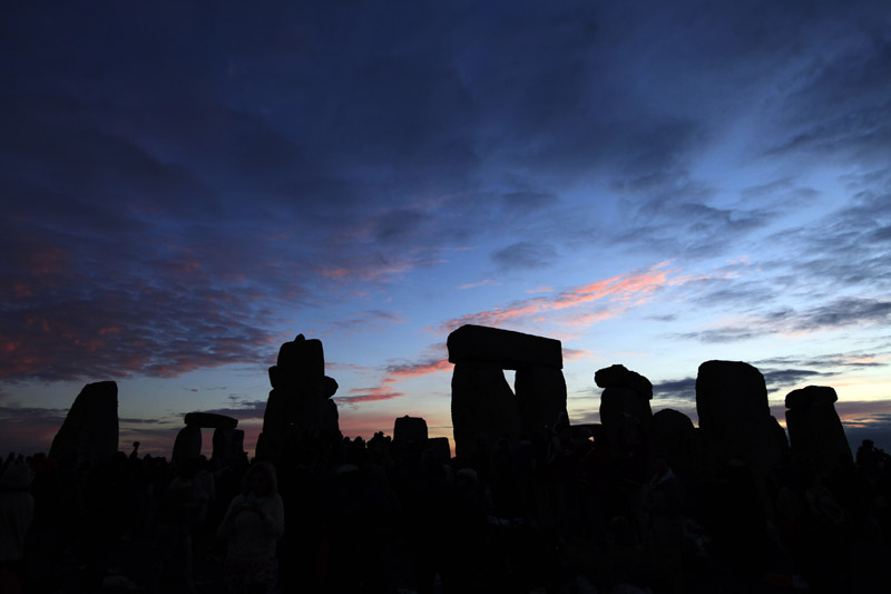 Stonehenge: Researchers' new theory