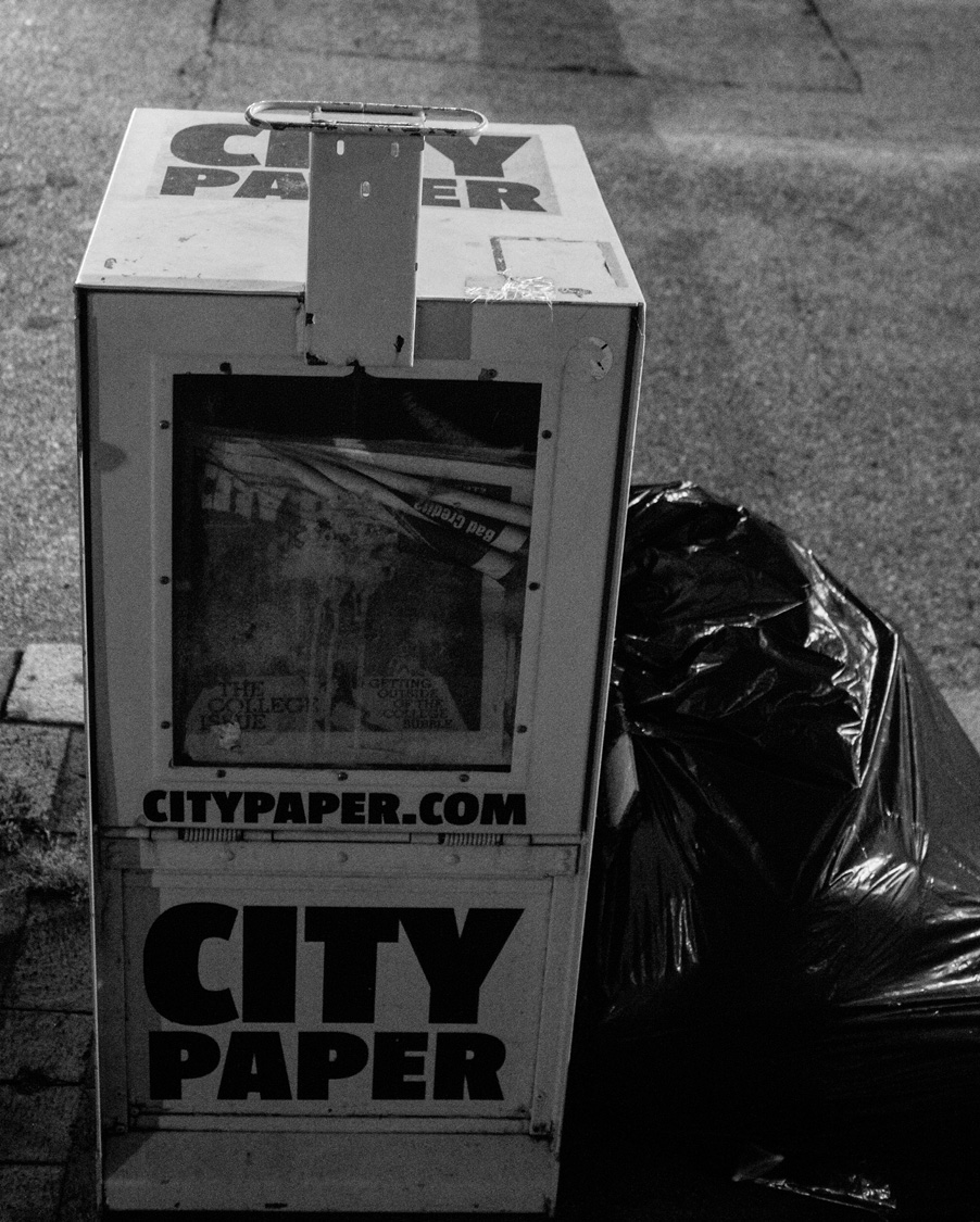 baltimore city paper Baltimore city paper was a free alternative weekly newspaper published in baltimore, maryland, founded in 1977 by russ smith and alan hirsch the most recent owner.