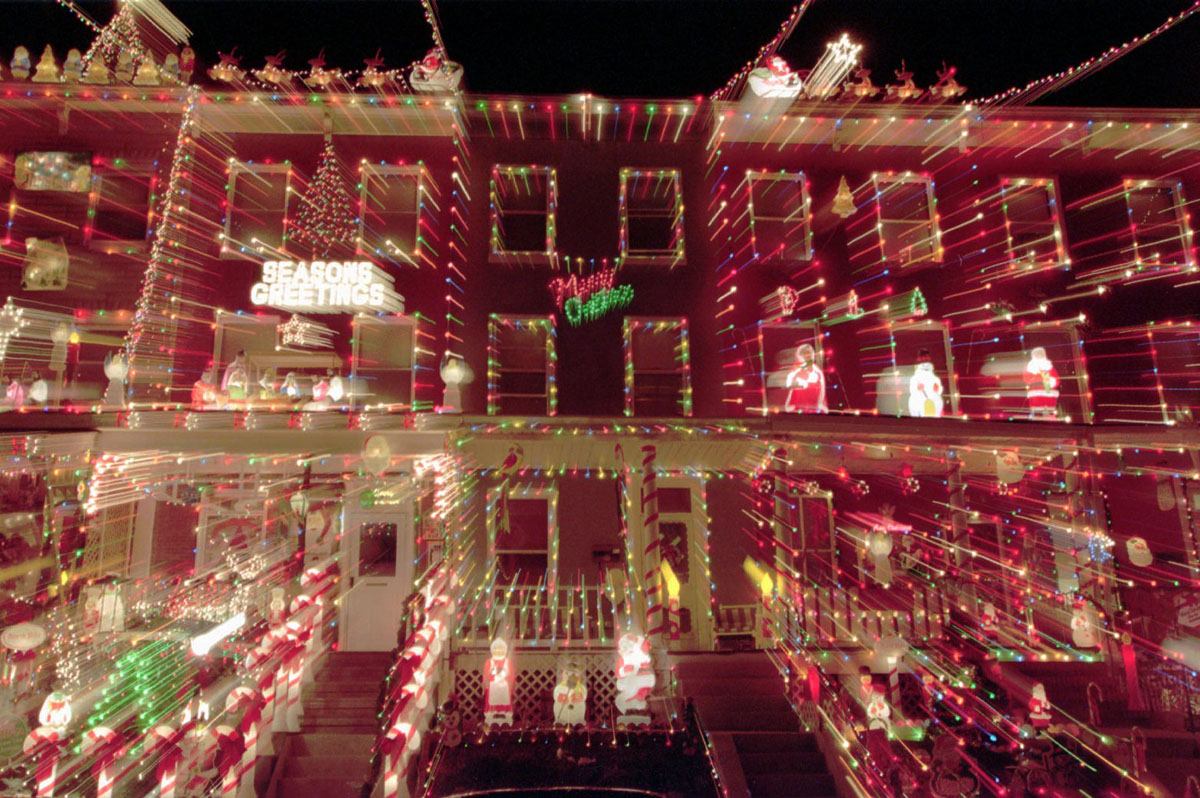 From the vault: Holiday lights