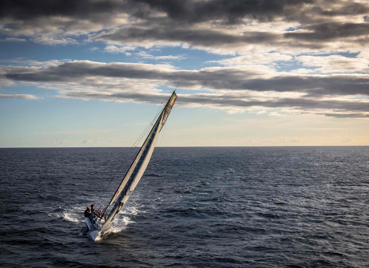 Occasionally smooth sailing at Sydney to Hobart yacht race