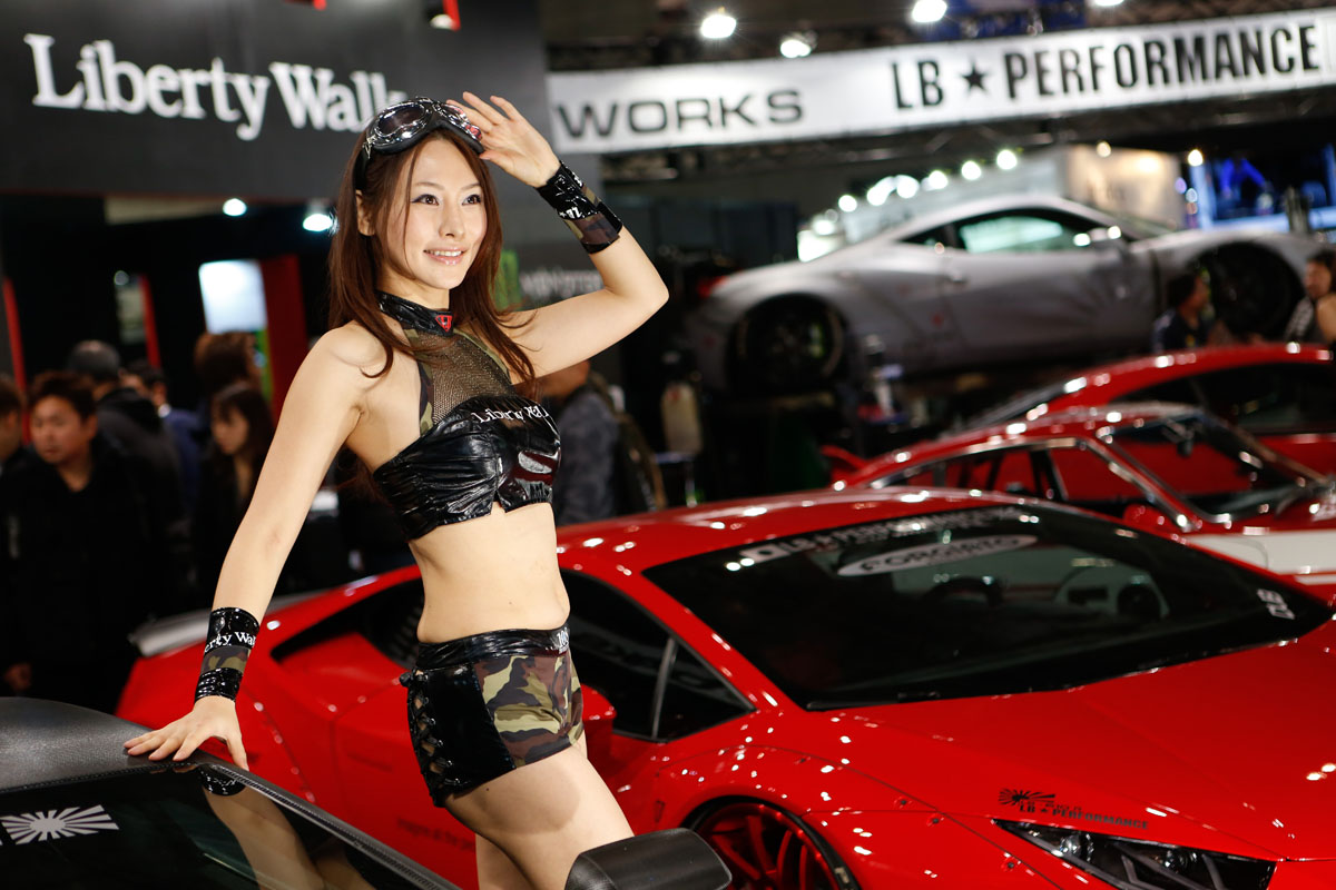 2016 Tokyo Auto Salon car show