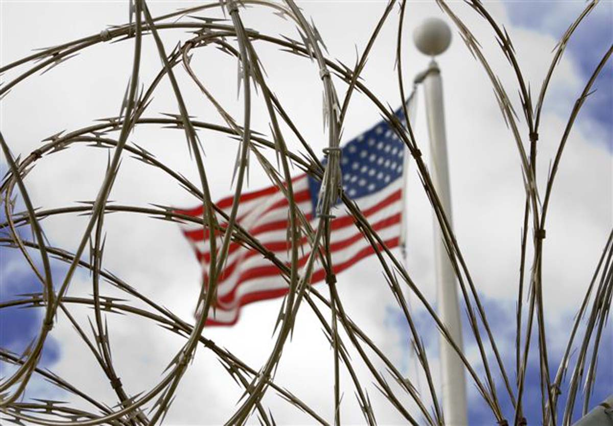 Scenes of a slow progression toward prison closure at Guantanamo