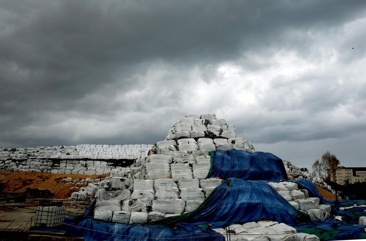 Garbage crisis in Beirut