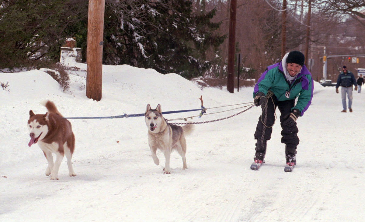 From the Vault: The Blizzard of 1996