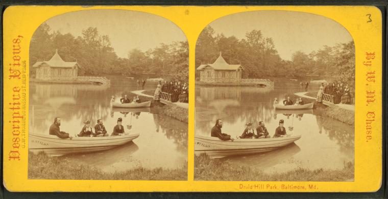 Maryland stereographs from The New York Public Library