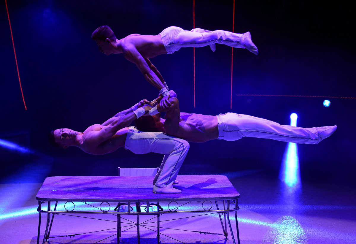 11th annual International Circus Festival