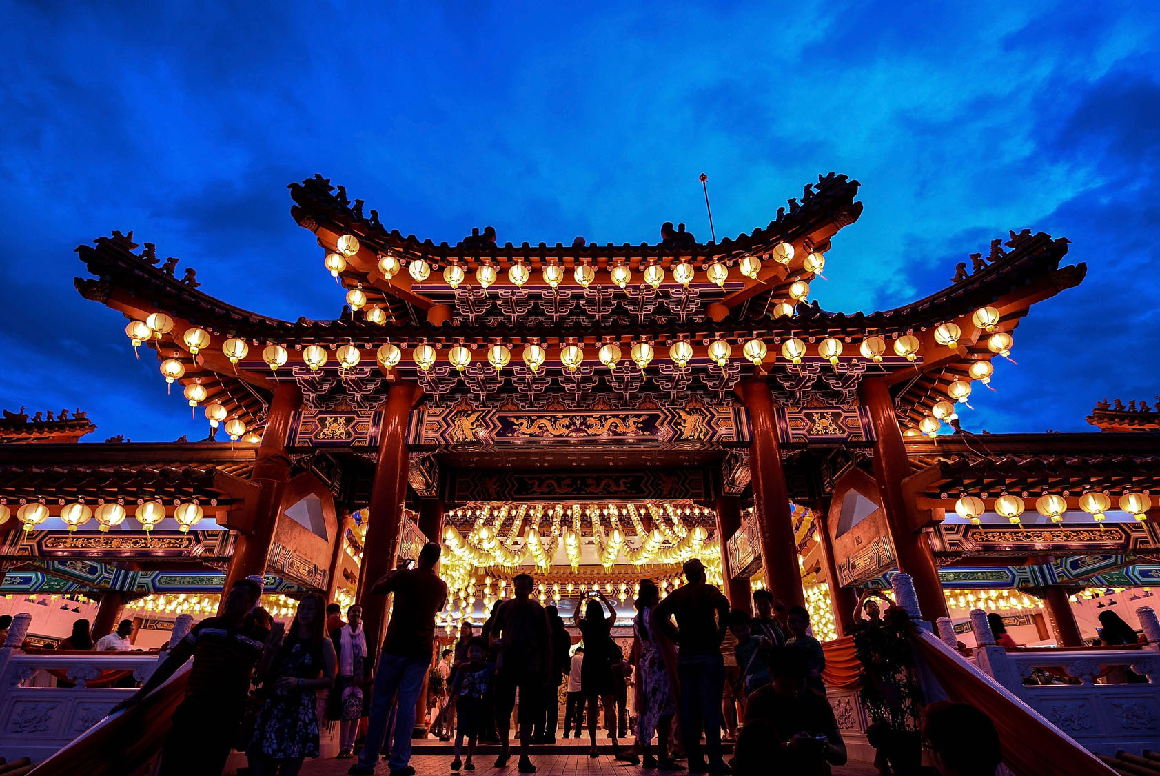 Celebrating the Lunar New Year in Malaysia