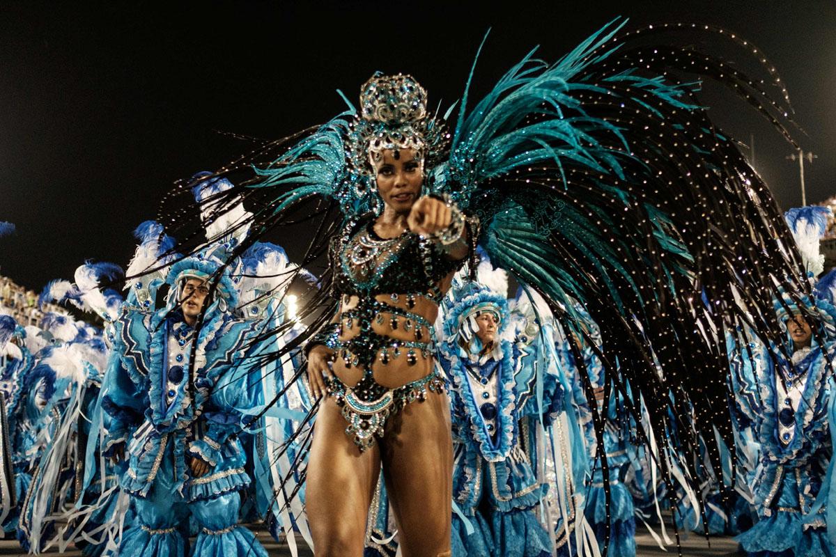 Brazil's Carnival season begins despite Zika health scare