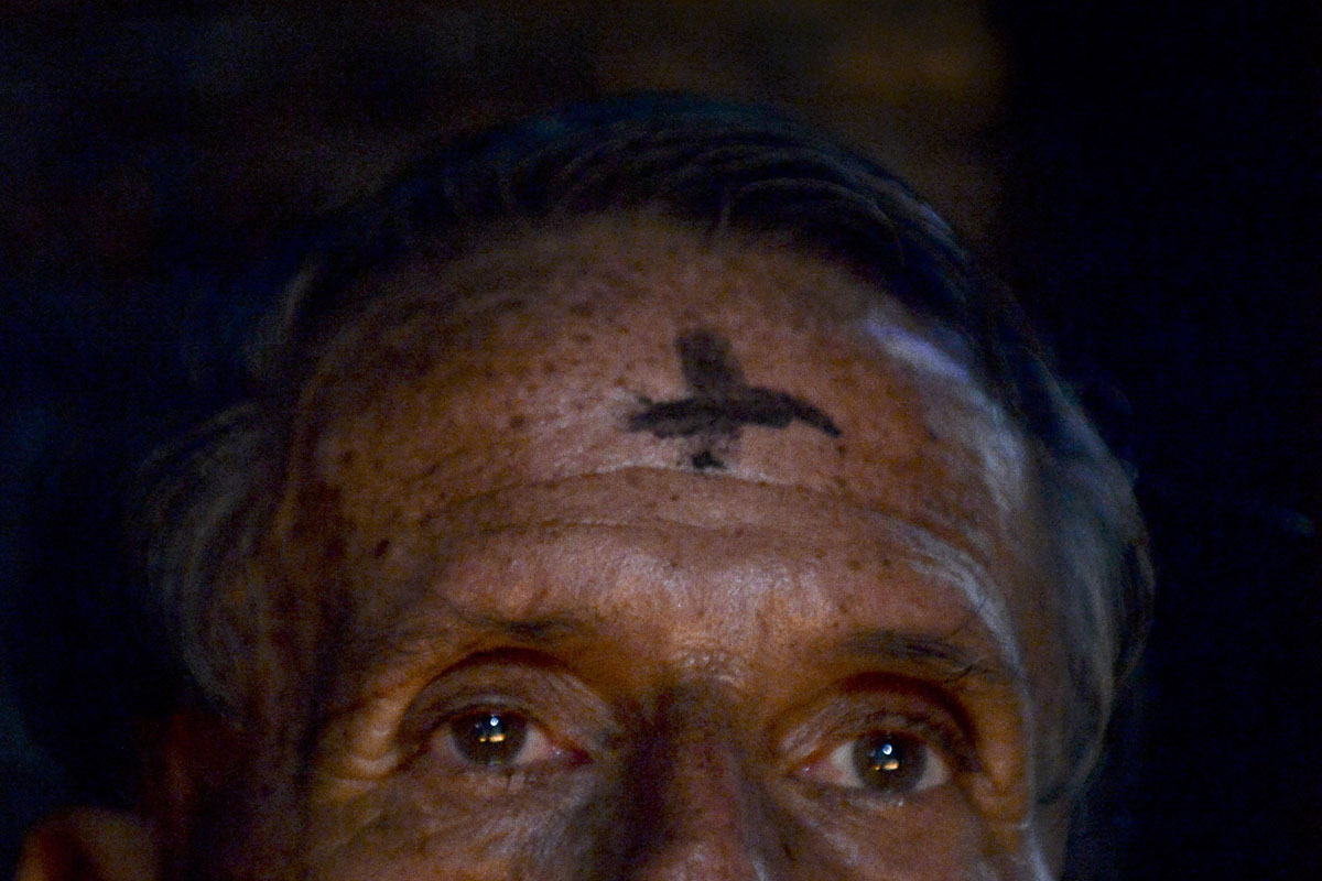 Christians worldwide celebrate Ash Wednesday