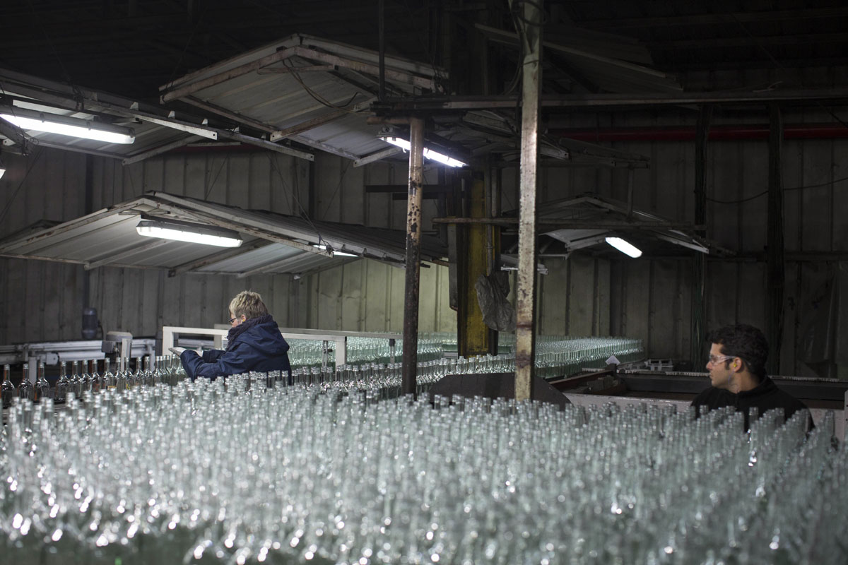 The glass essay