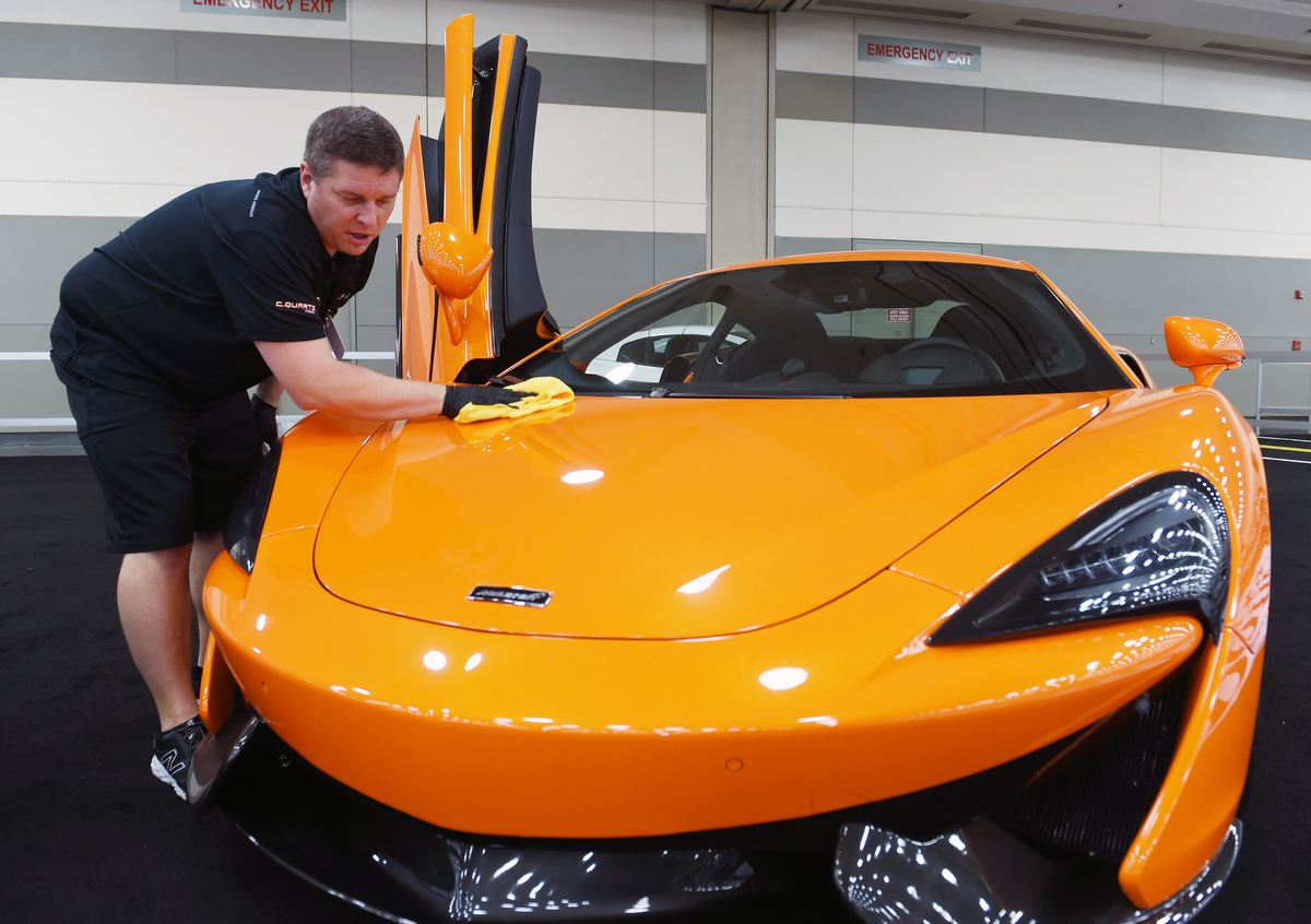 Baltimore Convention Center - Auto car show convention center