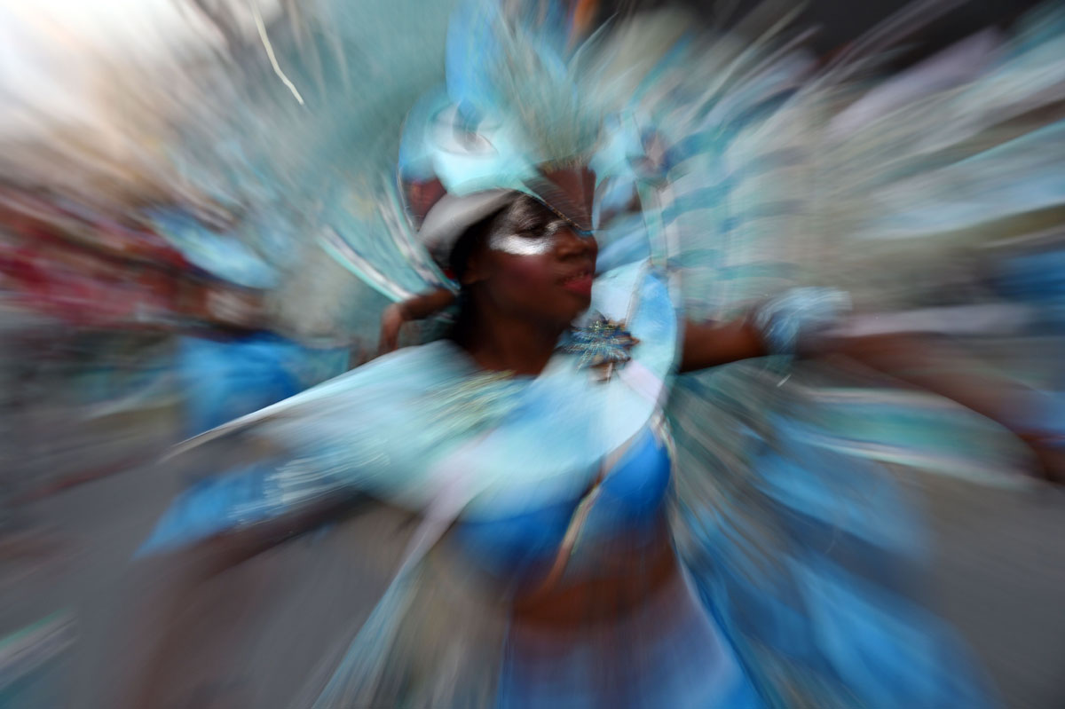 Haiti's National Carnival Parade