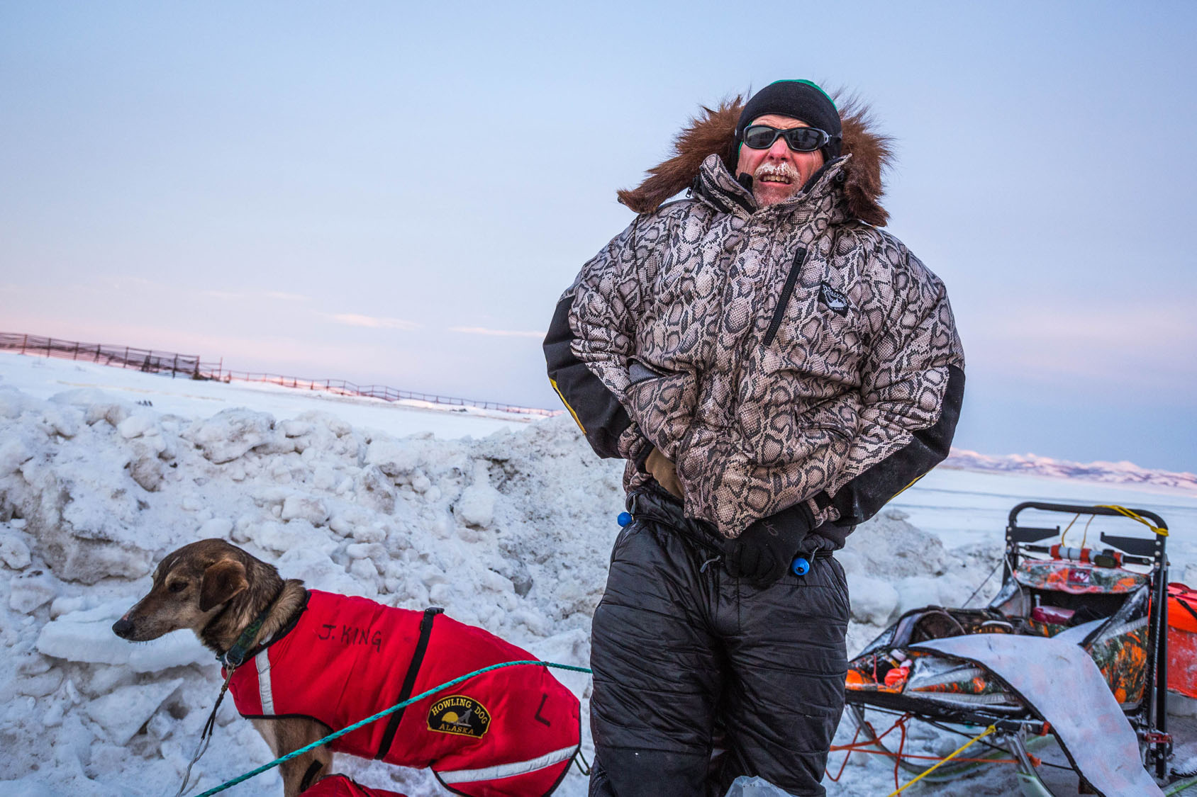 Scenes from the Iditarod