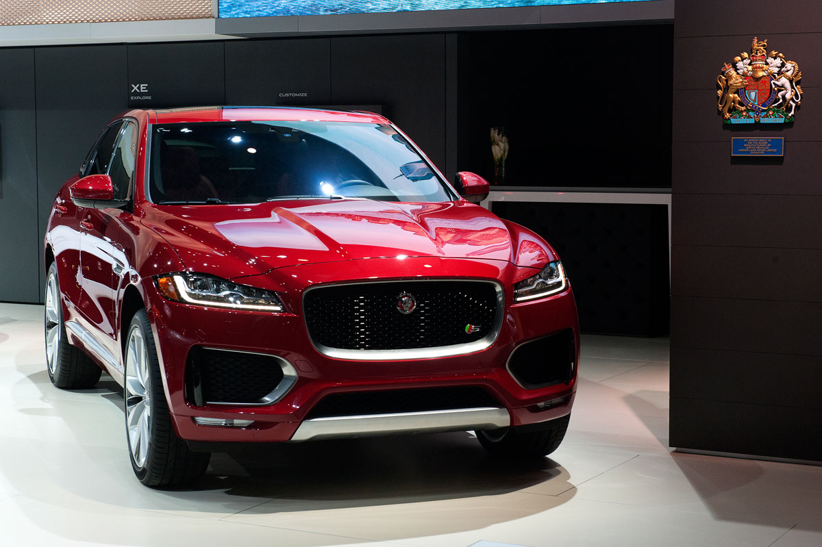 Highlights Of The 2016 New York International Auto Show