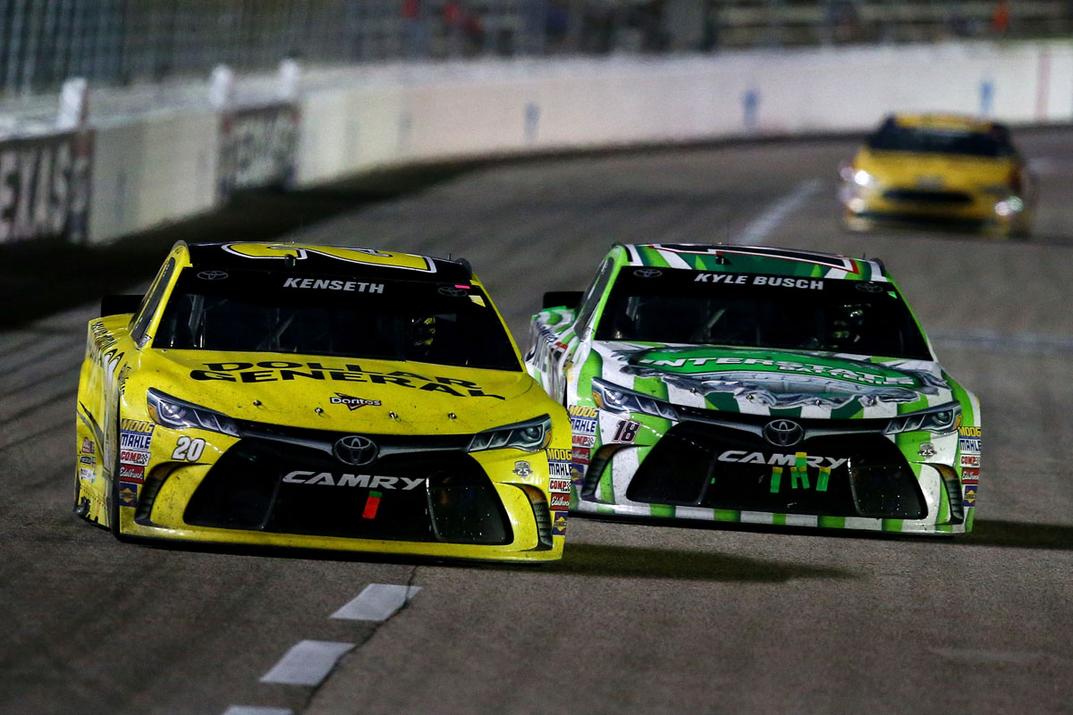 Going the distance: The NASCAR Sprint Cup Series Duck Commander 500
