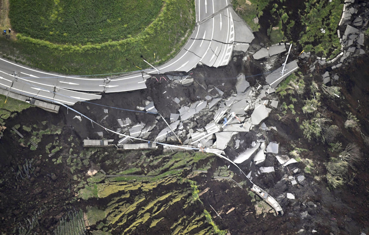 an analysis of earthquake in japan Japan has historically suffered damage from huge earthquakes, whose focal regions usually lie beneath the seafloor, says hydrographer mariko sato of the the other analysis, led by satoshi ide of the university of tokyo, argues that the deep subterranean slip was much smaller, whereas the shallower.