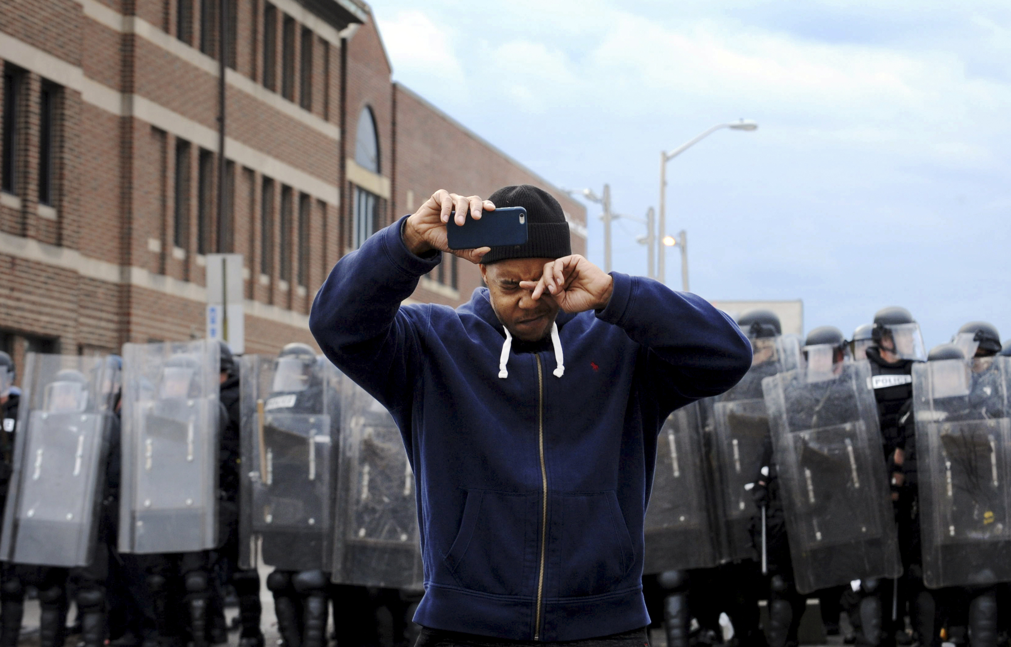 Baltimore unrest: A look back at April 27, 2015